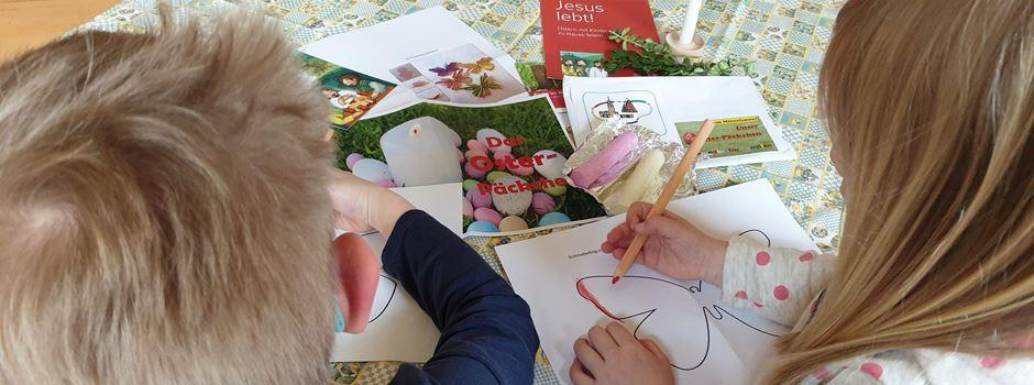 Oster-Päckchen für Kinder