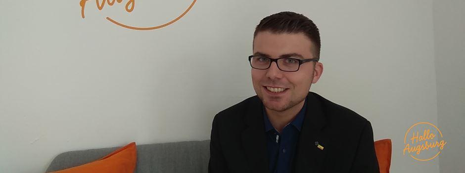 Im Gespräch mit Sascha Vugrin von der FDP