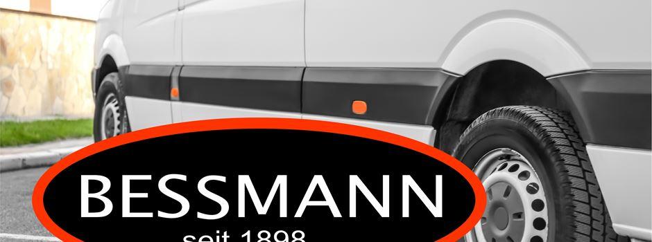 Stellenanzeige: BekleidungFabrik Heiner Bessmann sucht Logistik/Fahrer