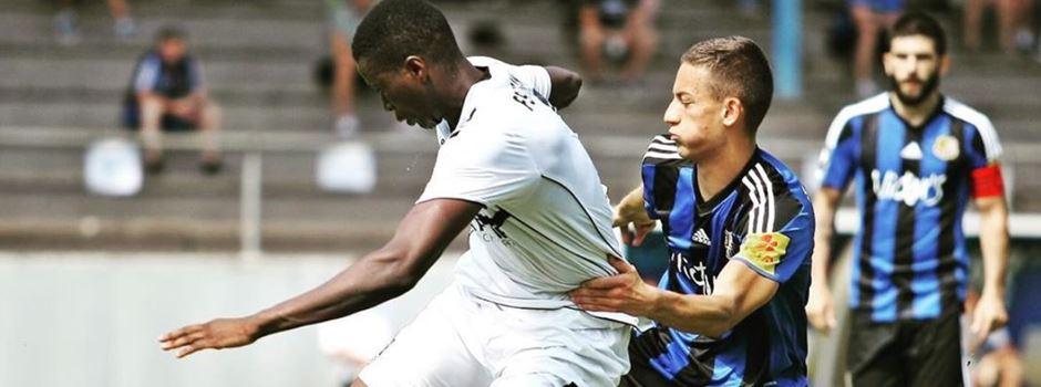 FCS gewinnt Testspiel gegen Frankfurt