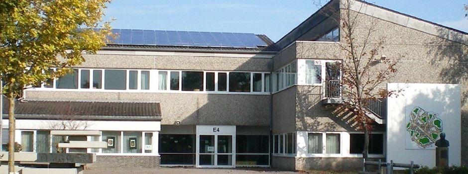 Stand der Baumaßnahme der von-Zumbusch-Gesamtschule