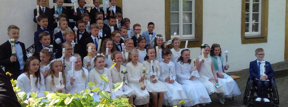 Erstkommunion Clarholz