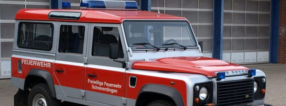 """Freiwillige Feuerwehr Schneverdingen: """"Erhöhte Präsenz im Stadtgebiet"""""""