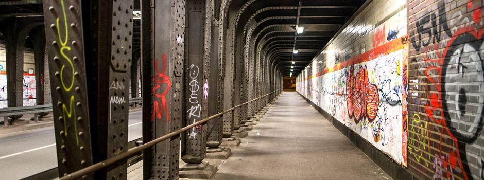 Grüne: Bahnbrücken in Rheinland-Pfalz abrissreif