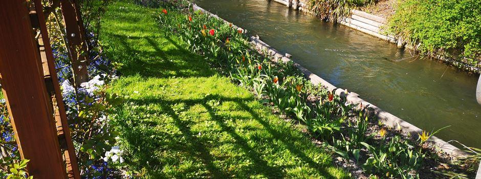 5 wunderschöne Spaziergänge in Augsburg im Frühjahr