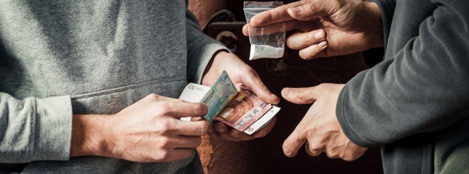 Drogenkurier in Biebrich festgenommen