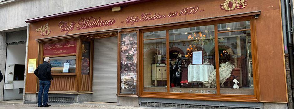 Café Maldaner geschlossen: Das passiert hinter den Kulissen