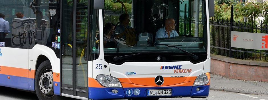 Warum auf der Linie 1 keine Gelenkbusse fahren