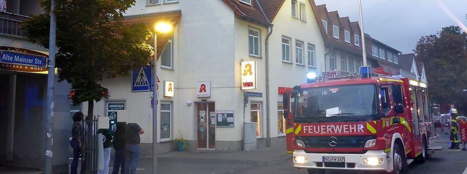 Feuerwehr-Einsatz in Mainz: Drei Verletzte