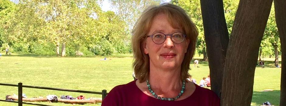 Tabea Rößner will Oberbürgermeisterin werden
