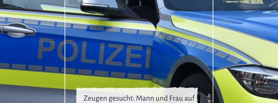 Mann und Frau auf der Debusstraße angegriffen