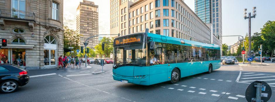 Das ändert sich ab Montag bei Bus und Bahn in Frankfurt