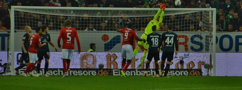 Mainz 05 beendet schwarze Serie gegen Bremen