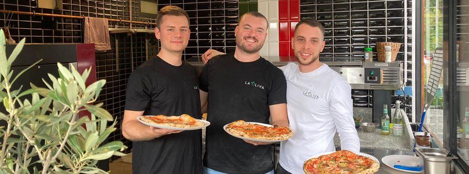 Neue Pizzeria am Bruchwegstadion