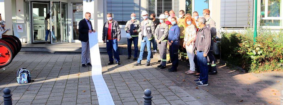 Evonik-Betriebsrat kämpft für den Erhalt der Arbeitsplätze (mit Video)