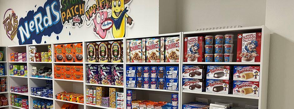 Süßigkeiten aus aller Welt: Neuer Laden in der Gaustraße