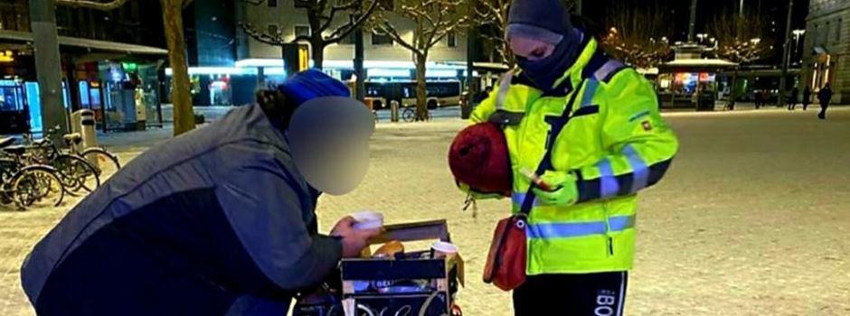 Wie ein Mainzer Verein Obdachlosen hilft