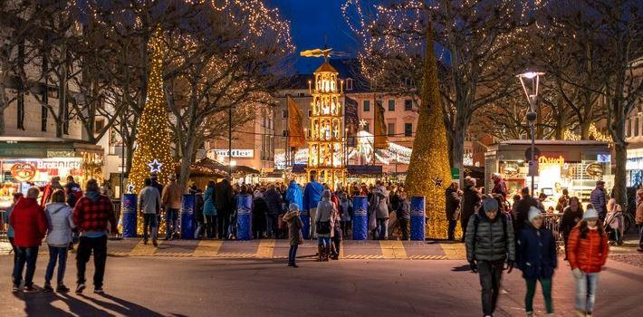 Polizei zieht Gesamtbilanz zum Weihnachtsmarkt
