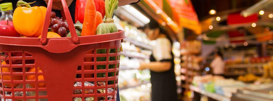 Gibt es Einlasskontrollen in Mainzer Supermärkten?