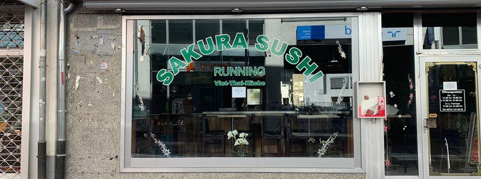 """Aus für """"Sakura Sushi"""""""