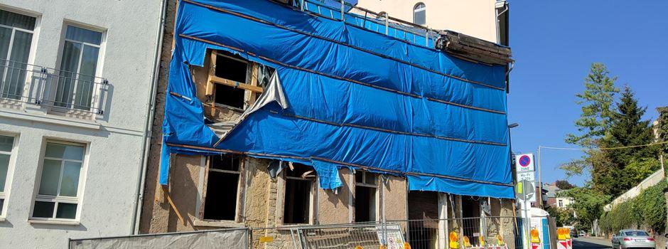 Wie es mit dem zerfallenen Haus an der Geisbergstraße weiter geht