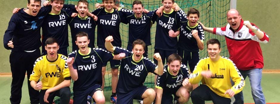 Handball: Herzebrocker SV holt Staffelsieg in der Kreisliga