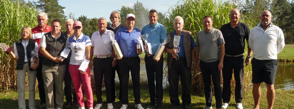 Golfturnier in Munster: Erlös geht an SVM-Jugendstiftung