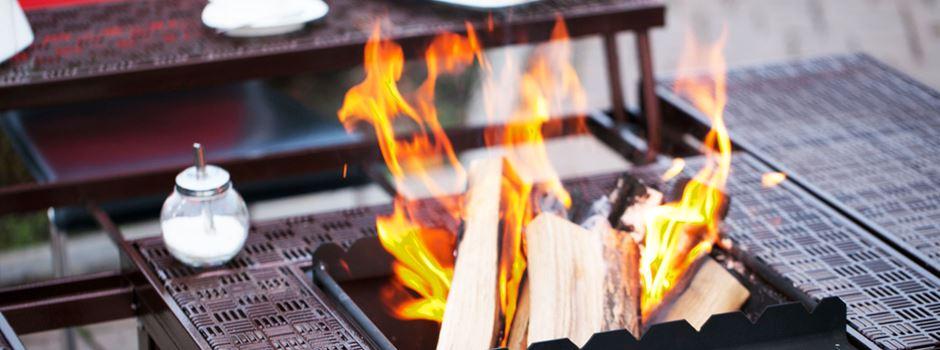 Waldbrandgefahr: Grillplätze in Wiesbaden geschlossen