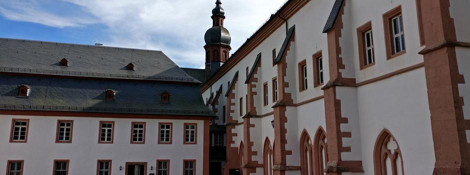 Im Kloster Eberbach kann man jetzt übernachten