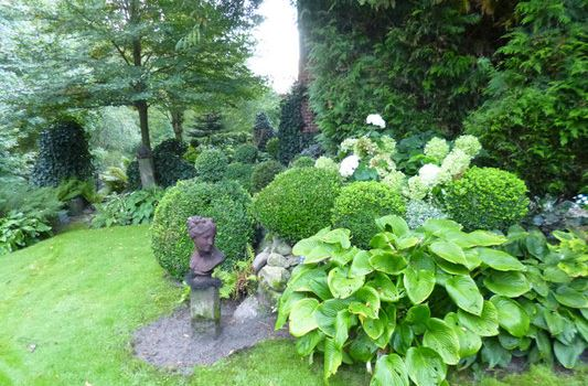 Gärten geöffnet