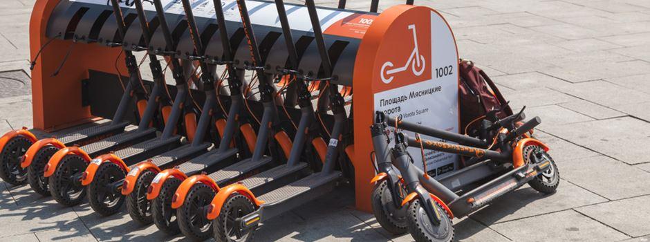 Weg frei für E-Roller in Wiesbaden?