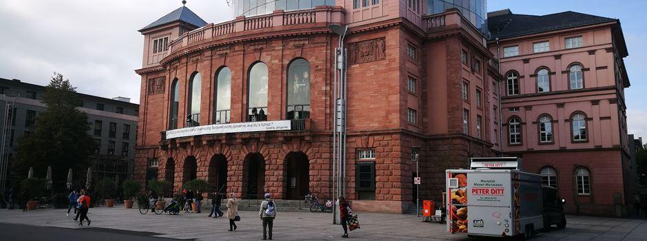 """Staatstheater Mainz: """"Wir tragen diese politische Entscheidung, die Theater zu schließen, nicht mit"""""""