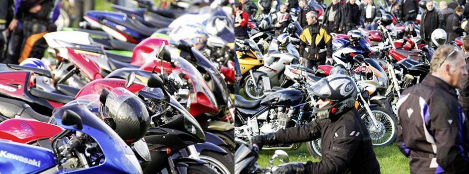 Beginn der Motorradsaison