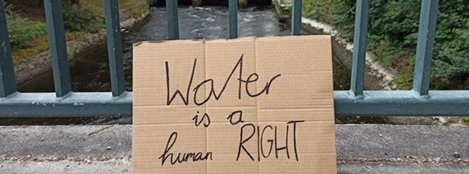 Viva con Agua Augsburg: Für sauberes Trinkwasser
