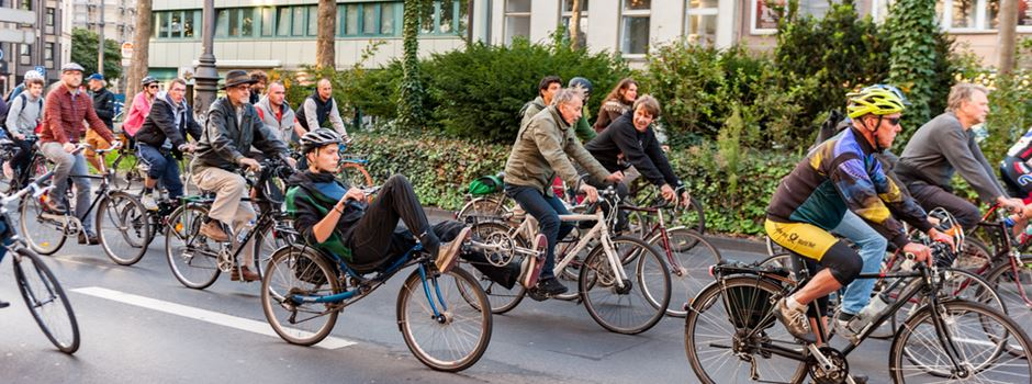 Mehrere Straßensperren für Verkehrswendefest am Wochenende