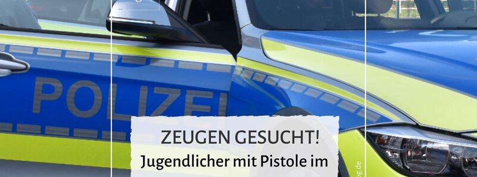 Jugendlicher im Klostergarten angegriffen